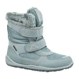 Botas de invierno Kappa Gurli Tex Jr 260728T-1615 gris