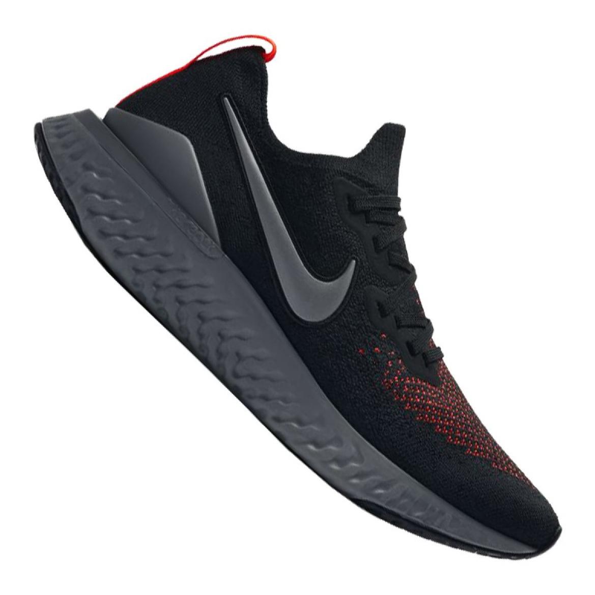 Las zapatillas de running Nike Epic React Flyknit 2 en su