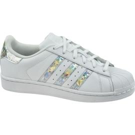 Zapatillas Adidas Originals Superstar Jr F33889 blanco