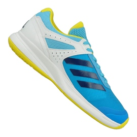 Zapatillas de tenis adidas adizero Court Oc M BB3413 azul