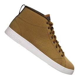 Zapatillas Adidas Advantage Cl Mid Winter M BB9898 marrón