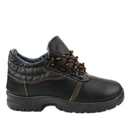 Zapatillas de trekking 7M900 negras negro