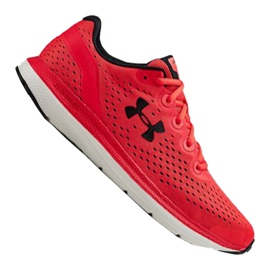 Zapatillas Under Armour Charged Impulse M 3021950-600 rojo