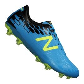 Zapatillas de fútbol New Balance Visaro 2.0 Control Fg M 614500-60_5 azul azul