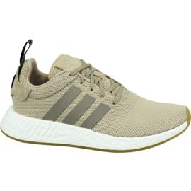 Zapatillas Adidas NMD R2 M BY9916 marrón