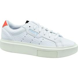 Zapatillas Adidas Sleek Super W EF1897 blanco blanco