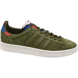 Zapatillas Adidas Campus M BB0077 verde