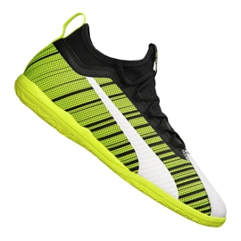 Botas de fútbol Puma One 5.3 It Ic M 105649-03 amarillo