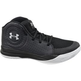 Zapatos Under Armour Gs Jet 2019 M 3022121-001 negro negro