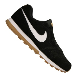 Zapatillas Nike Md Runner 2 Suede M AQ9211-001 negro