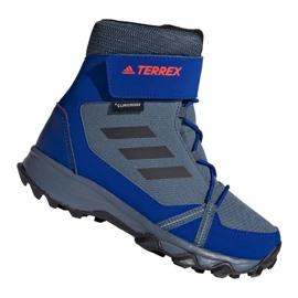 Adidas Terrex Snow Cf Cp Cw Jr G26579 Calzado