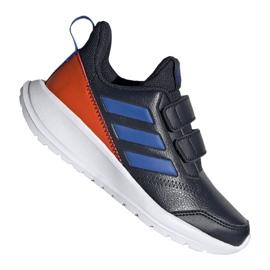 Adidas Jr AltaRun Cf Jr G27235 calzado negro