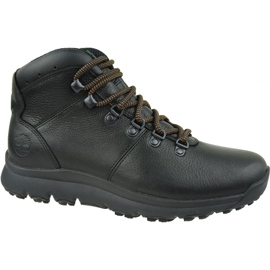 Zapatos Timberland World Hiker Mid M A211J negro