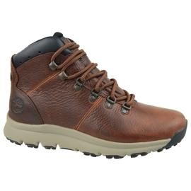 Zapatillas Timberland World Hiker Mid M A213Q marrón