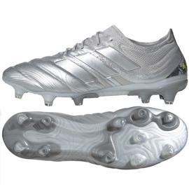 Zapatillas de fútbol Adidas Copa 20.1 Fg M EF8316 plata