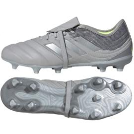 Zapatillas de fútbol Adidas Copa Gloro 20.2 Fg M EF8361 gris