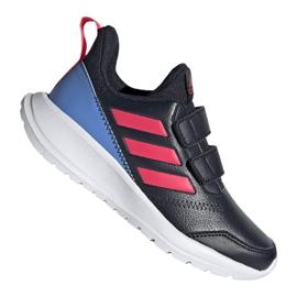 Adidas Jr AltaRun Cf Jr G27230 calzado negro