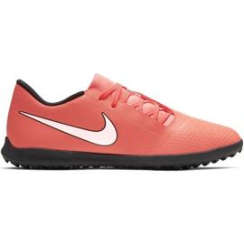 Zapatillas de fútbol Nike Phantom Venom Club Tf M AO0579 810 naranja