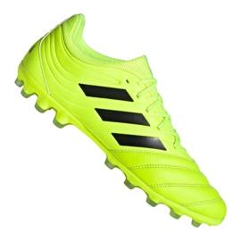 Zapatillas de fútbol Adidas Copa 19.3 Ag Ig M EE8152 amarillo amarillo