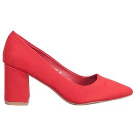 Seastar Bombas elegantes rojo