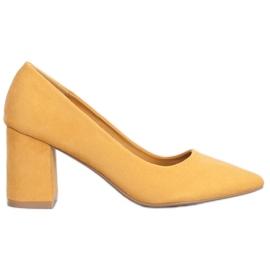 Seastar Bombas elegantes amarillo