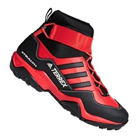 Zapatillas de trekking adidas Terrex Hydro Lace M CQ1755 negro