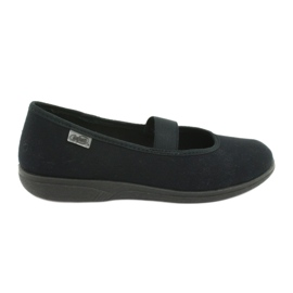 Calzado juvenil Befado pvc 412Q002 negro