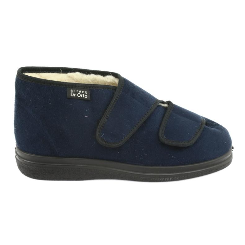 Befado zapatos de mujer pu 986D010 marina