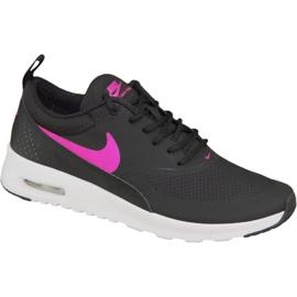 Nike Air Max Thea Gs W 814444-001 calzado negro