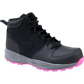 Nike Manoa Lth Gs W 859412-006 calzado negro