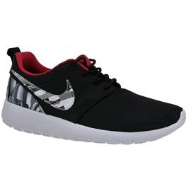 Nike Roshe One Print Gs W Calzado 677782-012 negro