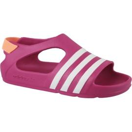 Adidas Adilette Play I Jr B25030 sandalias rosa