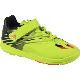 Zapatillas Adidas Messi El IK Jr AF4052 amarillo