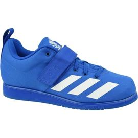 Zapatillas Adidas Powerlift 4 M BC0345 azul