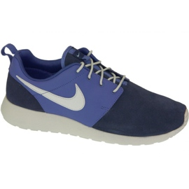Nike Rosherun Premium M 525234-401 calzado marina