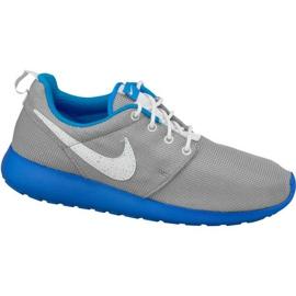 Nike Rosherun Gs W 599728-019 calzado gris