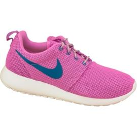 Nike Rosherun W 511882-502 calzado rosa