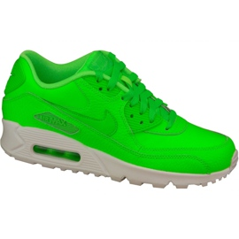 Zapatillas Nike Air Max 90 Ltr Gs W 724821-300 verde