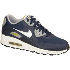 Nike Air Max 90 Gs W 307793-417 calzado marina