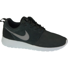 Zapatillas Nike Roshe One Suede M 685280-001 negro
