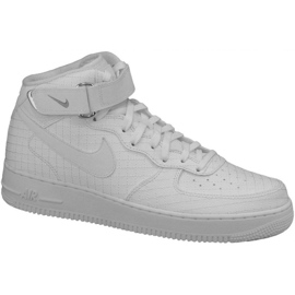 Zapatillas Nike Air Force 1 Mid '07 LV8 M 804609-100 blanco