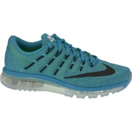 Nike Air Max 2016 M 806771-400 calzado azul