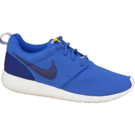 Nike Roshe One Gs W Calzado 599728-417 azul