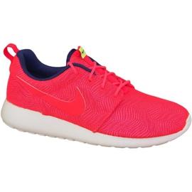 Nike Roshe One Moire W 819961-661 rojo
