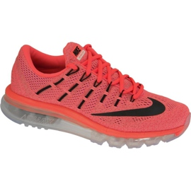 Zapatillas Nike Air Max 2016 en 806772-800 rojo