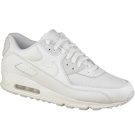 Nike Air Max 90 Essential M 537384-111 calzado blanco