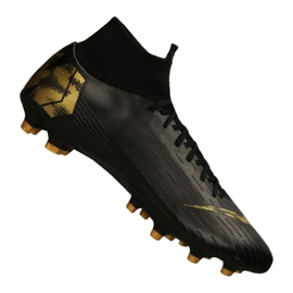 Zapatillas Nike Superfly 6 Pro AG-Pro M AH7367-077 negro oro