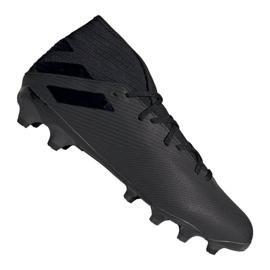 Adidas Nemeziz 19.3 Mg M EF8874 Calzado negro negro