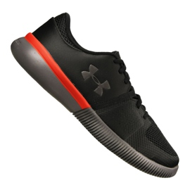 Zapatillas de entrenamiento Under Armour Zone 3 Nm M 3020753-001 negro