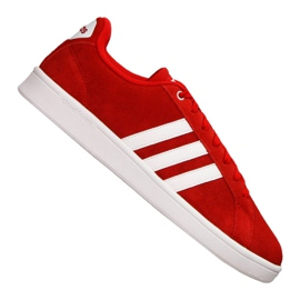 Zapatillas Adidas Cloudfoam Adventage M BB9597 rojo